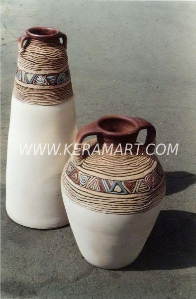 Декоративная ваза - Две амфоры