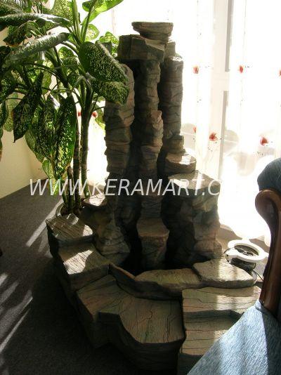 Домашний фонтан-водопад - Ущелье