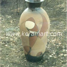 Декоративная ваза - Напольная