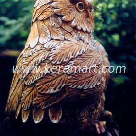 Керамический сувенир - Сова