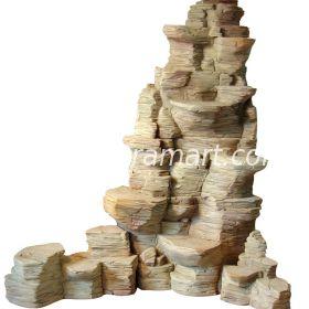 Декоративныйе скалы для оформления интерьера, оранжерей.