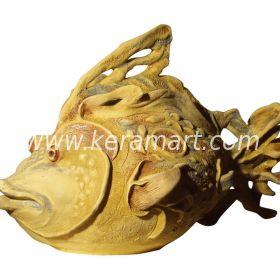 Скульптура - Рыба