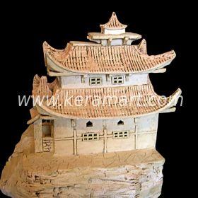 Декоративная скульптура - Японский дворец